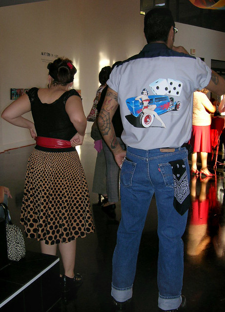 rockabilly couples a gallery on flickr