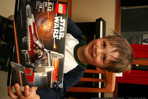 lego, legos, v-wing fighter, 6205, lego 620… _MG_0875
