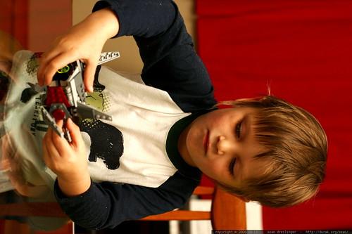 lego, legos, v-wing fighter, 6205, lego 620… _MG_1052