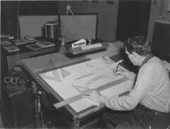 Lyle in office