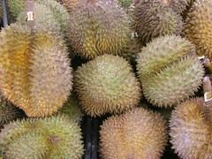 rambutan(0.0), plant(0.0), cempedak(0.0), produce(1.0), fruit(1.0), durian(1.0),