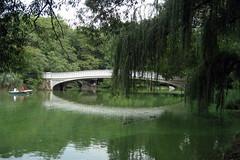 NYC - Central Park: Bow Bridge
