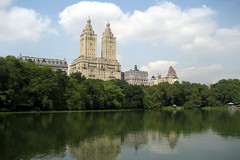 NYC - Central Park: The Lake