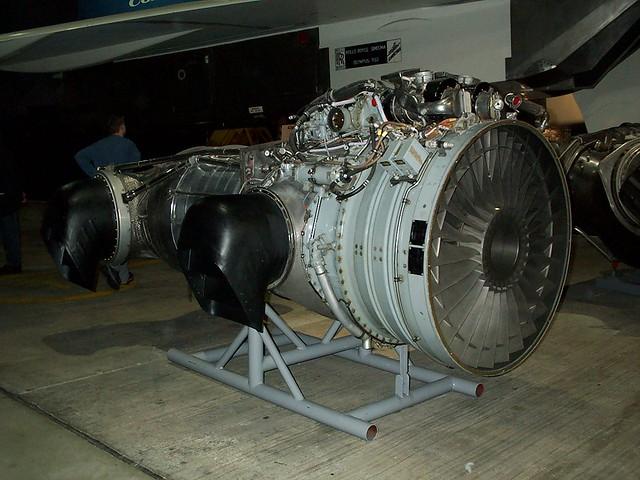 Harrier Engine