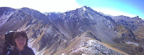 Cret du Midi ridge
