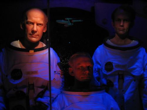 Buzz Aldrin, Neil Armstrong, Michael Collins