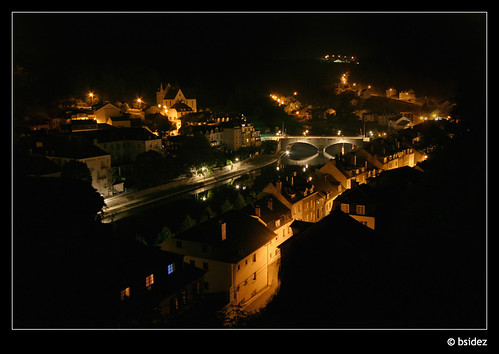 Bouillon at night