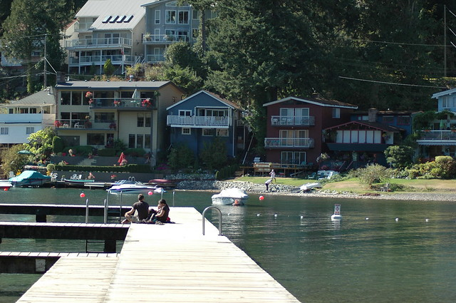 Cultus lake cabins flickr photo sharing for Cabins at cultus lake