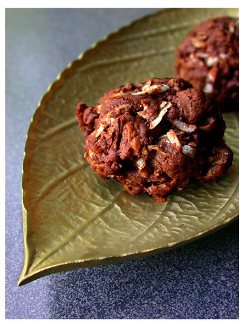 Coconut Pecans Chocolate Chips