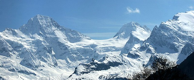 Train Journey from Zermat to Jungfraujoch - Switzerland