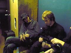 Aberdeen City w/Electric Six - Interview
