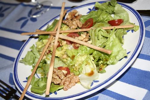 Salat à la Mikado