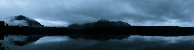 north island lake