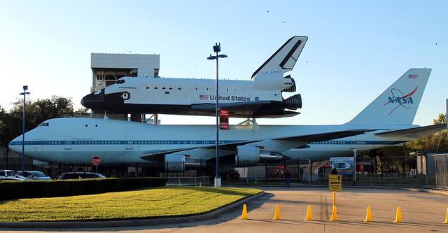 NASA Lyndon B. Johnson Space Center