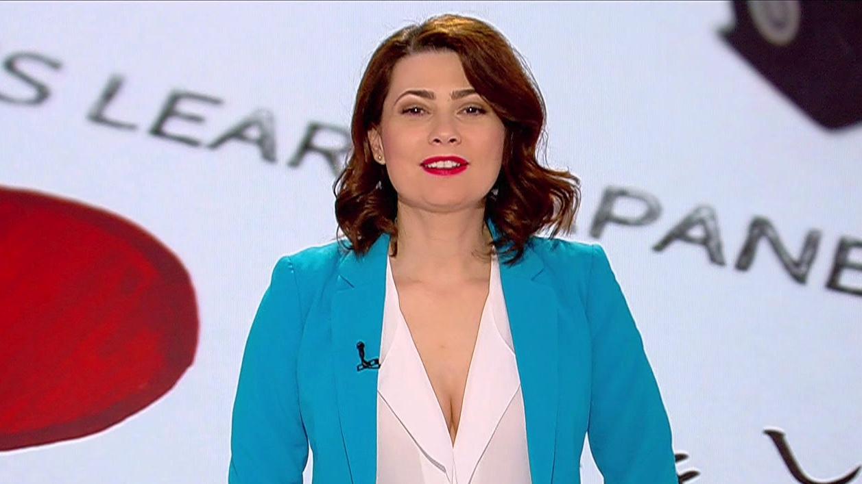 Aveți două șanse pe zi să o urmăriți pe Mihaela Călin