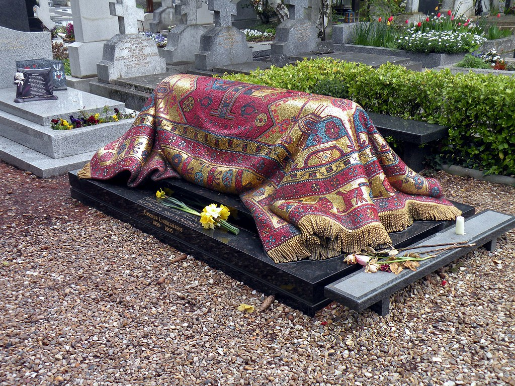 Nureyev Grave Paris