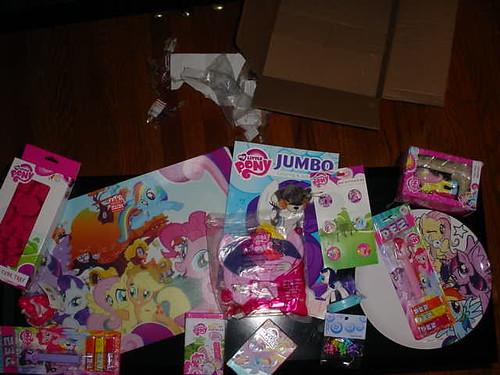 pony haul 2
