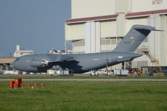 Boeing C-17A Globemaster III 'N272ZD'