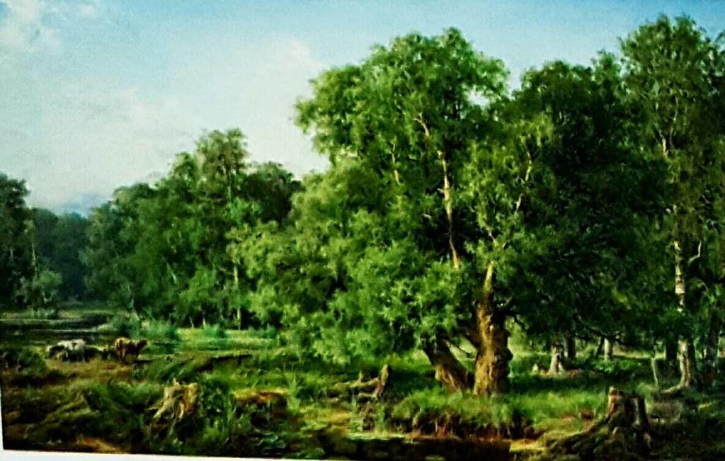 米哈伊尔·别尔科斯画作选17
