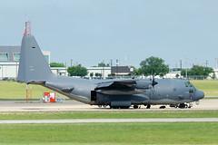 Cannon AFB AC-130W