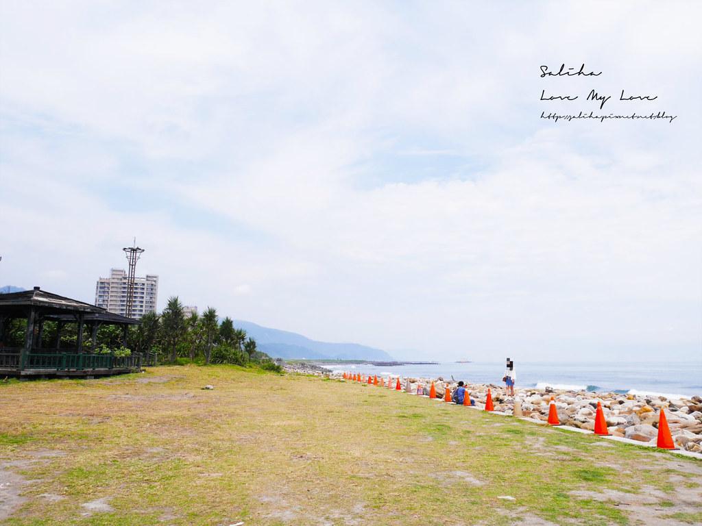 宜蘭景點推薦頭城濱海公園八角瞭望台 (19)