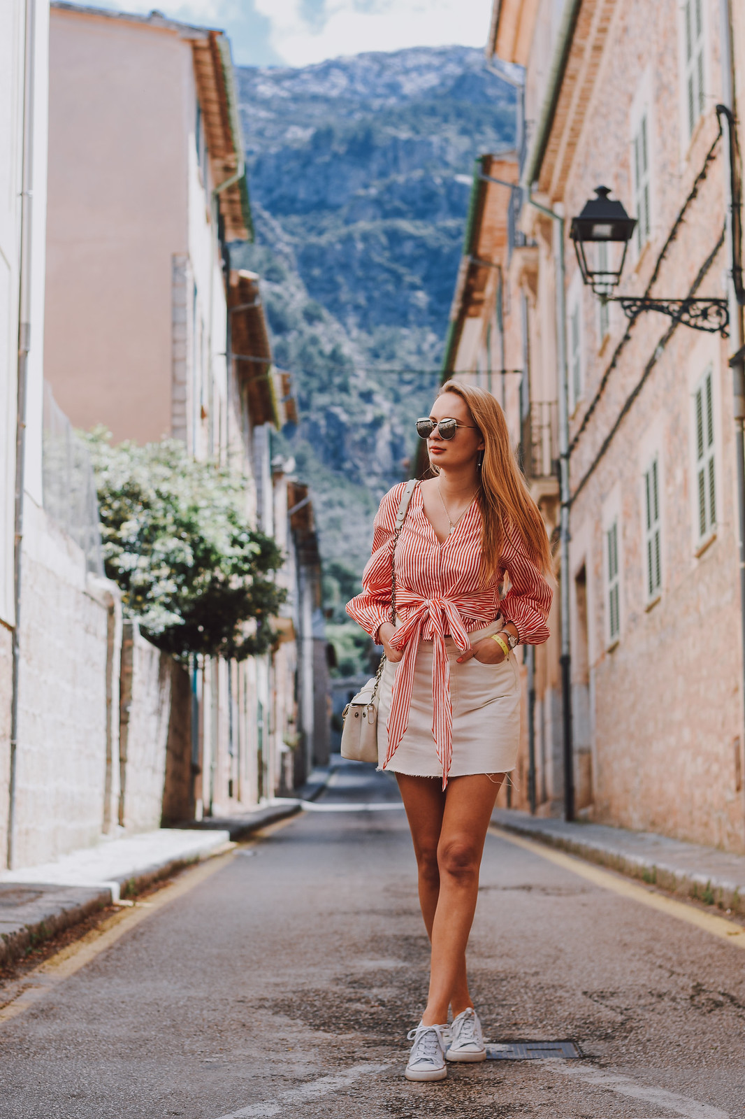 Latvian fashion and style blogger