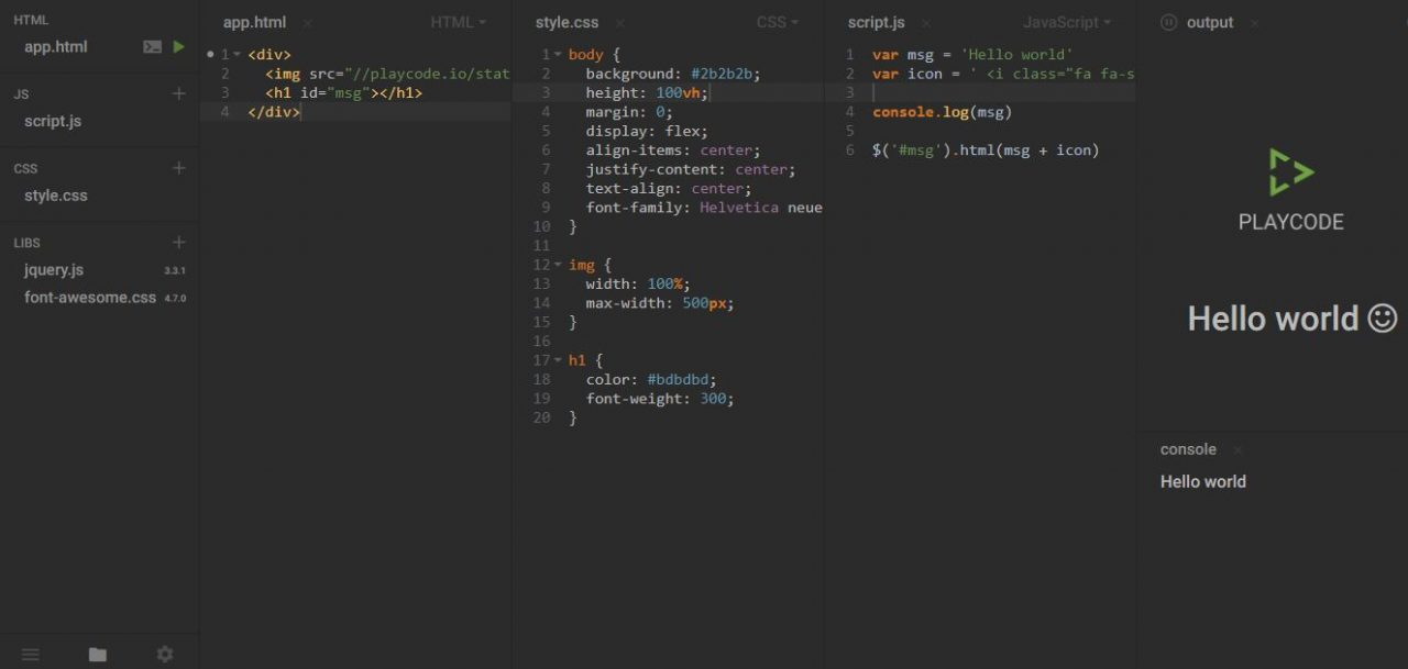 Top 10 Best Online and Free HTML Editors