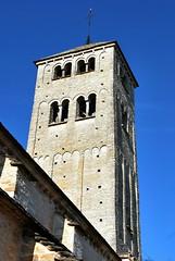 Chapaize (71) : église Saint-Martin