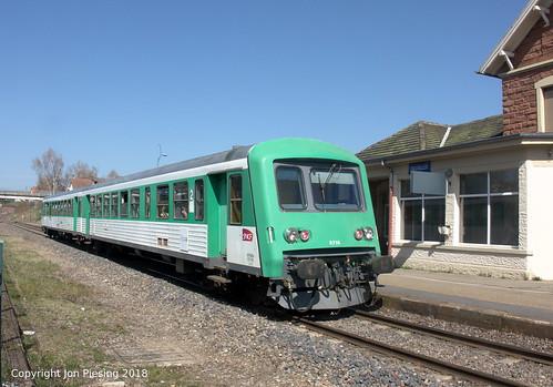 X8716 at Ingwiller