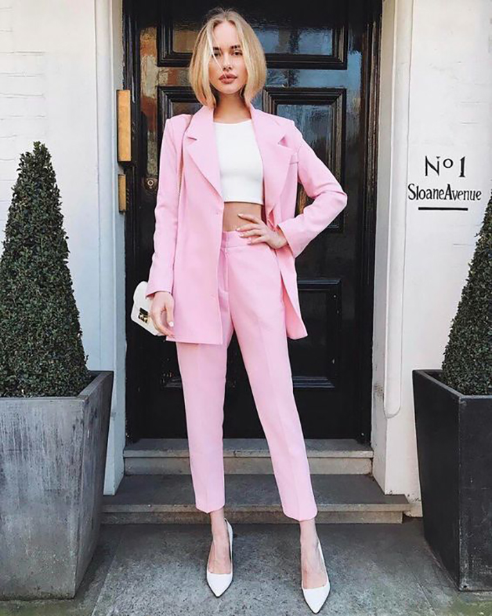 Outfit Ideas for Spring 2018 trend style fashion trench tendencias primavera3
