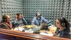 Entrevista  en radio Llangréu