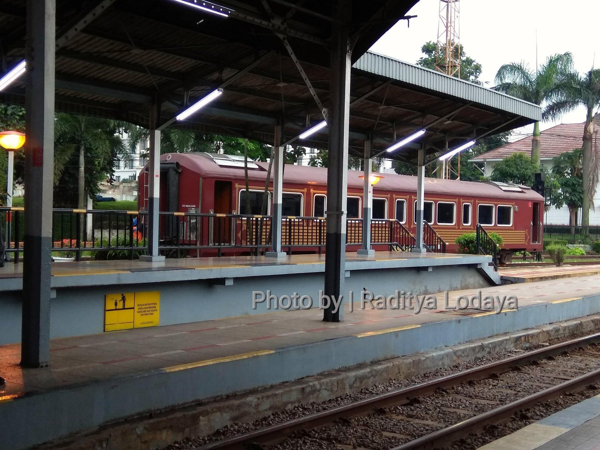 Tiket Kereta Api Argo Parahyangan Priority April 2018