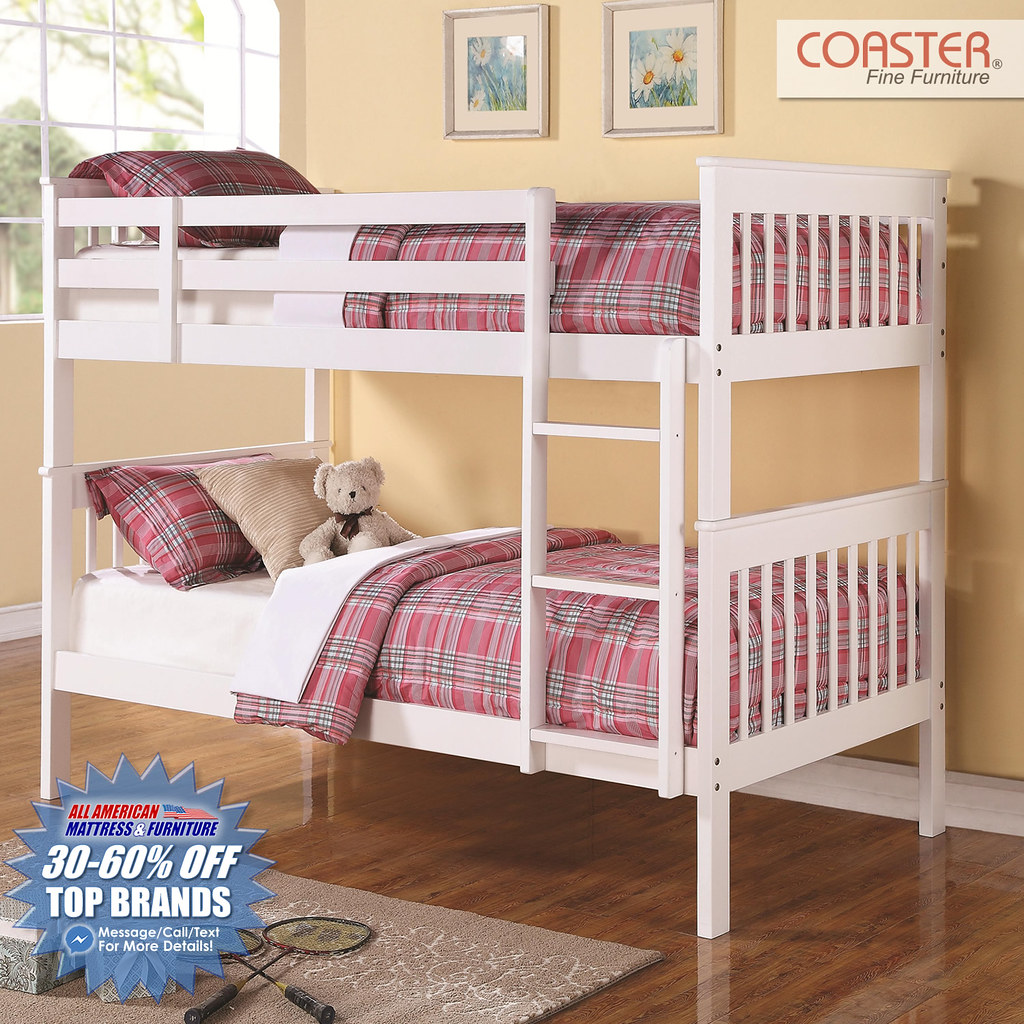 White Coaster Bunk_MPS