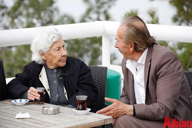 Yaşlıların Tünektepe'de vals ve manzara keyfi- Antalya Büyükşehir Belediyesi -3