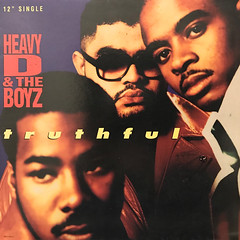HEAVY D & THE BOYZ:TRUTHFUL(JACKET A)