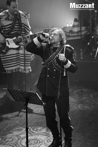 Emir Kusturica & The No Smoking Orchestra @ Krakatoa - 4868