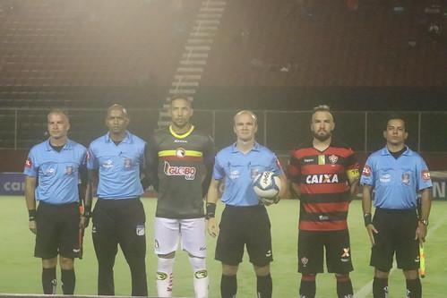 COPA DO NORDESTE - Vitória x Globo RN - Fotos: Maurícia da Matta