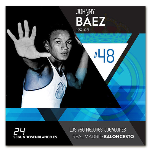 #48 JOHNNY BÁEZ