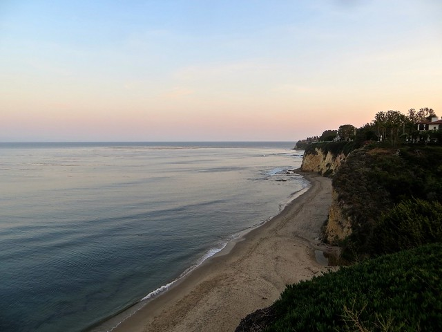 paradise cove evening