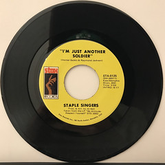 STAPLE SINGERS:I'LL TAKE YOU THERE(RECORD SIDE-B)