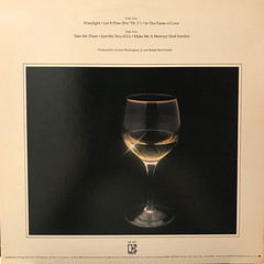 GROVER WASHINGTON, JR.:WINELIGHT(JACKET B)