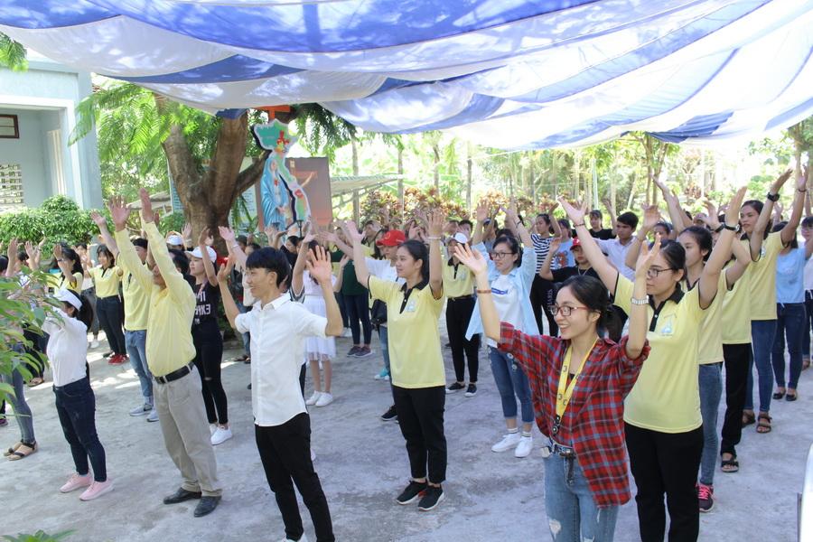 SVCG Bình Minh sinh hoạt mừng Chúa Phục Sinh
