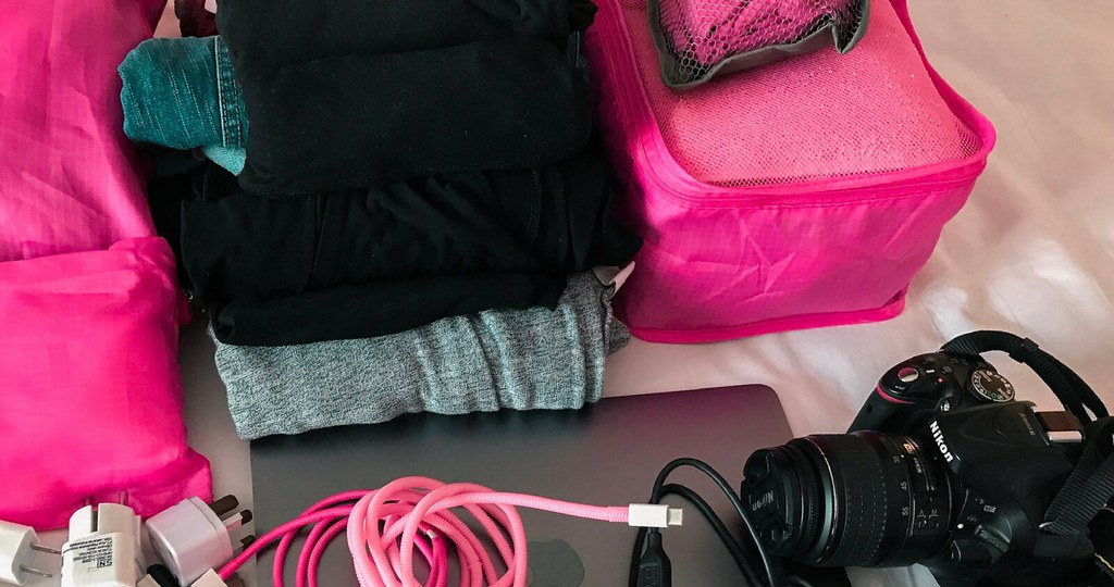 My Ultimate Packing List as a Long-Term Traveler
