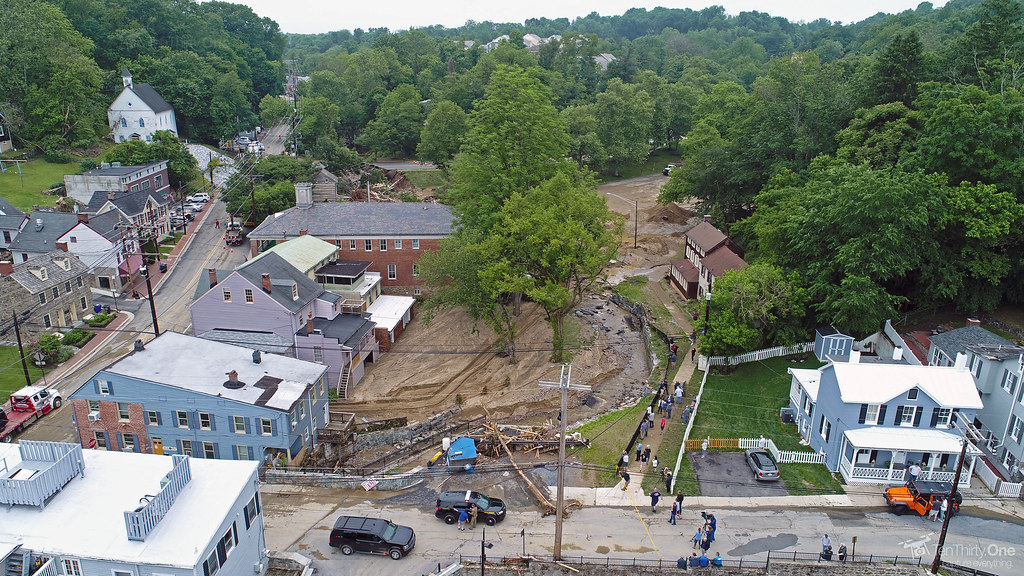 Ellicott City Flooding Aftermath
