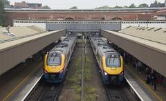 UK Class 222
