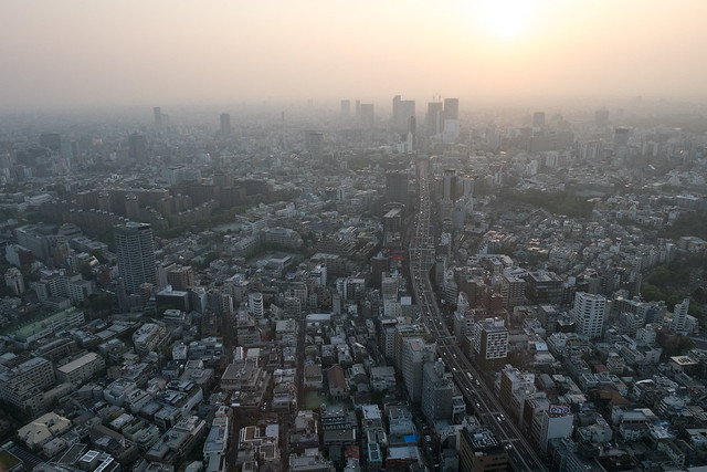 Tokyo From Above-7