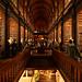 2. Biblioteca de la Universidad Trinity College de Dublín