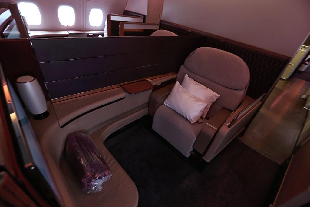 Qatar A380 First Class 14