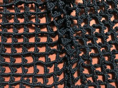 かぎ針編みのスカーフ