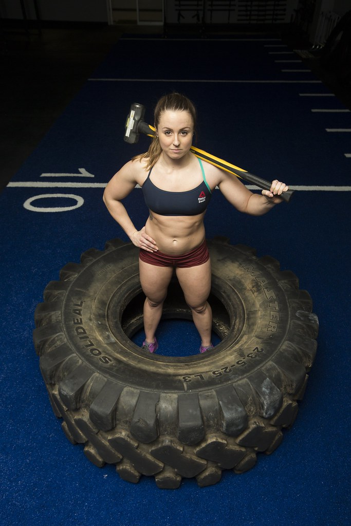 Crossfit Competitors Taking Fitness To The Next Level At All Ages
